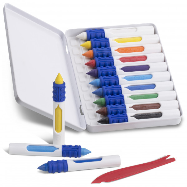 PRIMO wax crayons water-soluble